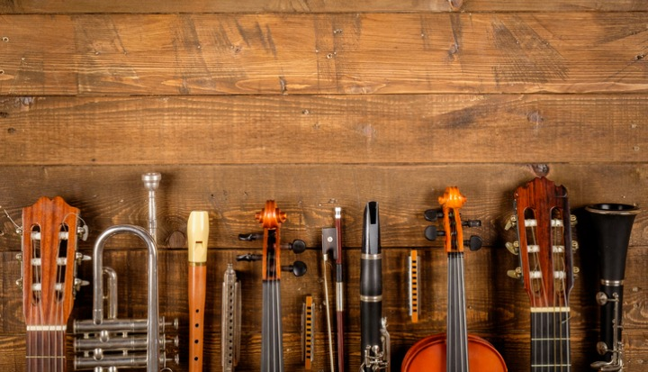 instruments-background-picture-id911112930